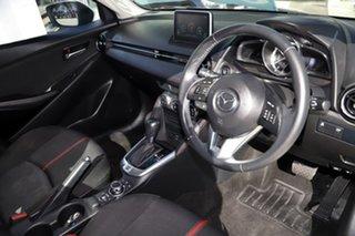 2015 Mazda 2 DJ2HAA Genki SKYACTIV-Drive Snowflake White 6 Speed Sports Automatic Hatchback