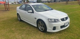 2012 Holden Commodore VE II MY12 SV6 White 6 Speed Sports Automatic Sedan.