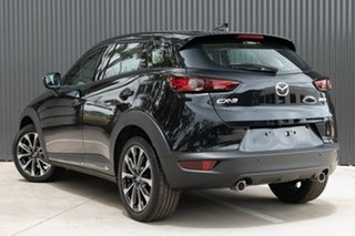 2021 Mazda CX-3 DK2W7A Akari SKYACTIV-Drive FWD Jet Black 6 Speed Sports Automatic Wagon