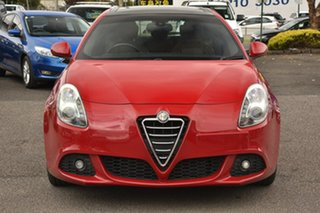 2013 Alfa Romeo Giulietta Series 0 MY13 Distinctive TCT JTD-M Red 6 Speed.
