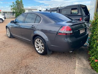 2009 Holden Calais VE MY10 Grey 6 Speed Sports Automatic Sedan