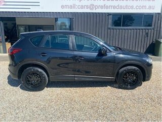 2012 Mazda CX-5 Maxx Sport (4x4) Black 6 Speed Automatic Wagon