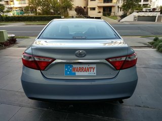 2016 Toyota Camry ASV50R MY16 Altise Blue 6 Speed Automatic Sedan