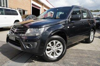 2013 Suzuki Grand Vitara JB MY13 Urban 2WD Navigator Black 4 Speed Automatic Wagon.