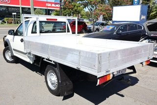 2006 Holden Rodeo RA MY06 LX 4x2 White 4 Speed Automatic Cab Chassis