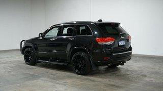 2016 Jeep Grand Cherokee WK MY15 Overland Black 8 Speed Sports Automatic Wagon.