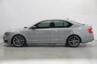2015 Skoda Octavia NE MY16 RS Sedan DSG 162TSI Grey 6 Speed Sports Automatic Dual Clutch Liftback.