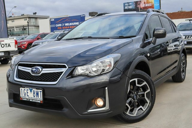 Used Subaru XV G4X MY16 2.0i-L Lineartronic AWD Coburg North, 2016 Subaru XV G4X MY16 2.0i-L Lineartronic AWD Grey 6 Speed Constant Variable Wagon