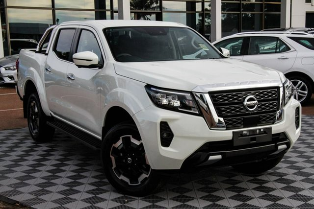 New Nissan Navara D23 MY21 ST-X Melville, 2021 Nissan Navara D23 MY21 ST-X White Diamond 7 Speed Sports Automatic Utility