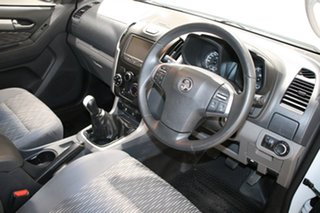 2015 Holden Colorado RG MY16 LS (4x2) White 6 Speed Manual Cab Chassis