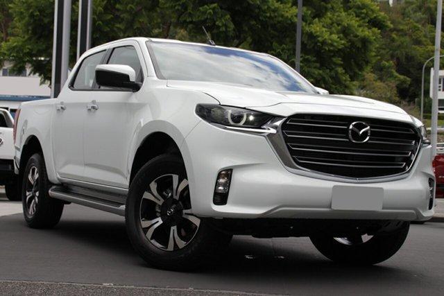 New Mazda BT-50 TFR40J XTR 4x2 Hillcrest, 2020 Mazda BT-50 TFR40J XTR 4x2 Ice White 6 Speed Sports Automatic Utility