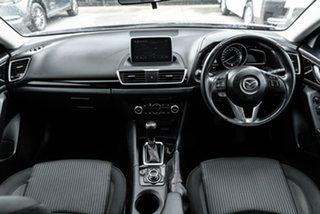 2014 Mazda 3 BM5438 SP25 SKYACTIV-Drive Grey 6 Speed Sports Automatic Hatchback.