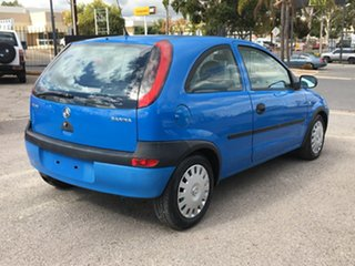 2002 Holden Barina XC 5 Speed Manual Hatchback.