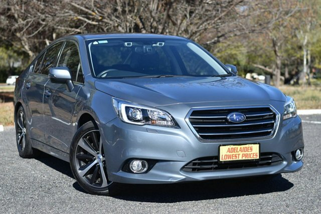Used Subaru Liberty B6 MY16 2.5i CVT AWD Premium Morphett Vale, 2015 Subaru Liberty B6 MY16 2.5i CVT AWD Premium Grey 6 Speed Constant Variable Sedan