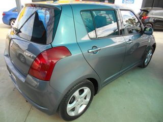 2006 Suzuki Swift RS415 Z Series Grey 5 Speed Manual Hatchback