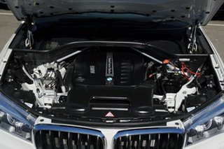 2015 BMW X5 F15 MY15 xDrive30d Mineral White 8 Speed Automatic Wagon