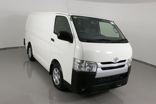 2018 Toyota HiAce KDH201R MY16 LWB White 4 Speed Automatic Van
