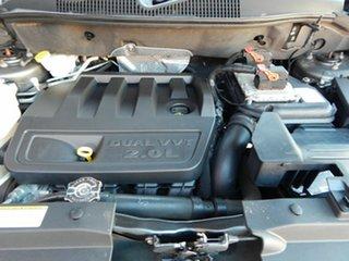 2012 Jeep Compass MK MY13 Sport Grey 5 Speed Manual Wagon