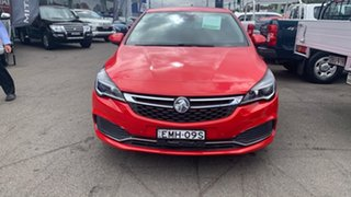 2016 Holden Astra BK MY17 RS-V Red 6 Speed Manual Hatchback