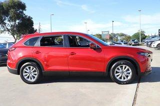 2016 Mazda CX-9 TC Sport SKYACTIV-Drive Red 6 Speed Sports Automatic Wagon.