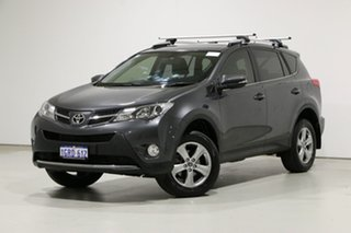 2015 Toyota RAV4 ZSA42R MY14 Upgrade GXL (2WD) Grey Continuous Variable Wagon.