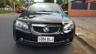 2012 Holden Calais VE II MY12.5 V Black Sapphire 6 Speed Automatic Sedan