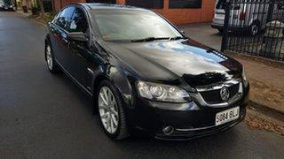 2012 Holden Calais VE II MY12.5 V Black Sapphire 6 Speed Automatic Sedan.