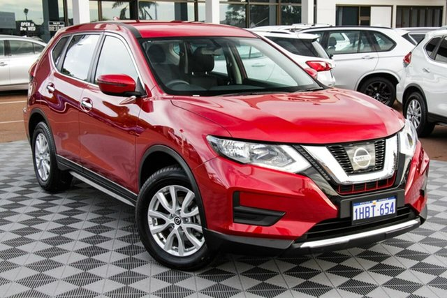 Used Nissan X-Trail T32 Series III MY20 ST X-tronic 2WD Attadale, 2020 Nissan X-Trail T32 Series III MY20 ST X-tronic 2WD Red 7 Speed Constant Variable Wagon