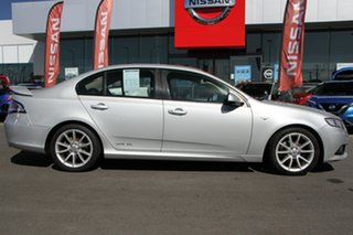 2014 Ford Falcon FG MkII XR6 Silver 6 Speed Sports Automatic Sedan.