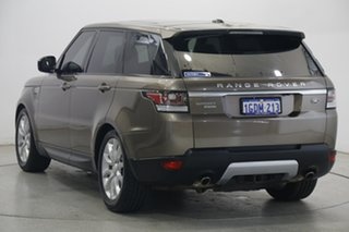 2014 Land Rover Range Rover Sport L494 MY14.5 HSE Bronze 8 Speed Sports Automatic Wagon