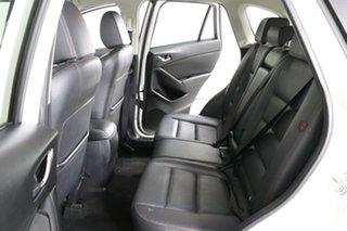 2013 Mazda CX-5 Grand Tourer (4x4) White 6 Speed Automatic Wagon
