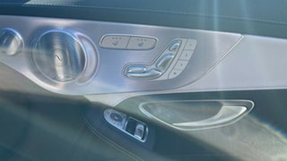 2021 Mercedes-Benz C-Class C205 801MY C63 AMG SPEEDSHIFT MCT S Obsidian Black Metallic 9 Speed
