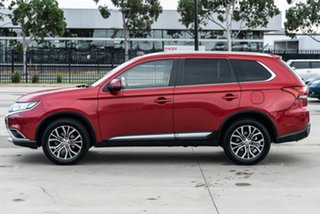 2016 Mitsubishi Outlander ZK LS Red Constant Variable SUV