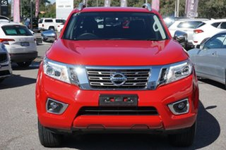 2017 Nissan Navara D23 S2 ST-X Red 7 Speed Sports Automatic Utility.