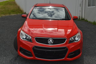 2013 Holden Ute VF MY14 SV6 Ute Red 6 Speed Sports Automatic Utility.