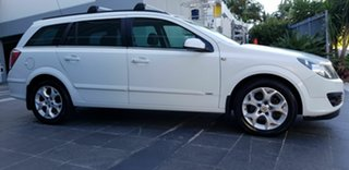 2007 Holden Astra AH MY07 CDX White 4 Speed Automatic Wagon