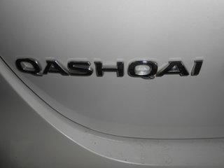 2018 Nissan Qashqai J11 Series 2 ST X-tronic Diamond White 1 Speed Constant Variable Wagon