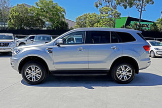 2020 Ford Everest UA II 2021.25MY Trend Aluminium Silver 10 Speed Sports Automatic SUV