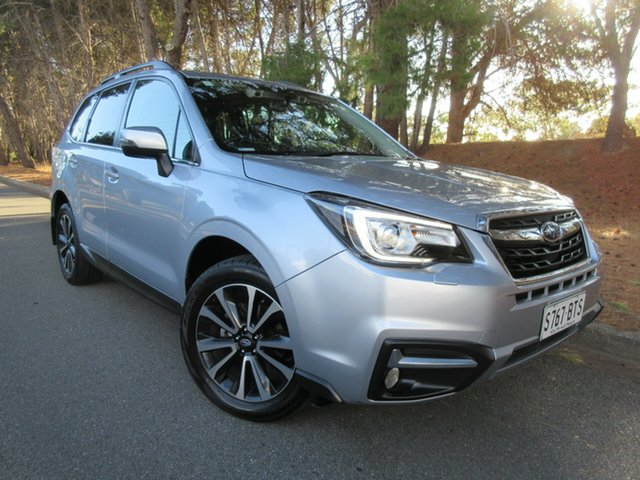 Used Subaru Forester S4 MY18 2.5i-S CVT AWD Reynella, 2017 Subaru Forester S4 MY18 2.5i-S CVT AWD Silver 6 Speed Constant Variable Wagon