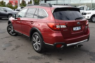 2018 Subaru Outback B6A MY18 2.0D CVT AWD Premium Red 7 Speed Constant Variable Wagon.