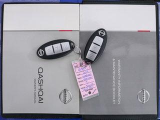 2017 Nissan Qashqai J11 TL Silver, Chrome Continuous Variable Wagon