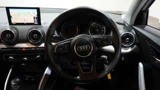 2019 Audi Q2 GA MY19 35 TFSI S Tronic design Ibis White 7 Speed Sports Automatic Dual Clutch Wagon