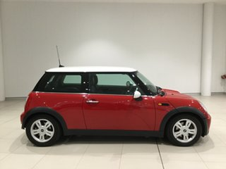 2005 Mini Hatch R50 MY05 Cooper Chilli Red 6 Speed Constant Variable Hatchback.