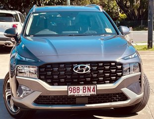 2021 Hyundai Santa Fe Tm.v3 MY21 Active DCT Lagoon Blue 8 Speed Sports Automatic Dual Clutch Wagon.