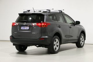 2015 Toyota RAV4 ZSA42R MY14 Upgrade GXL (2WD) Grey Continuous Variable Wagon