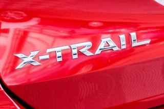 2020 Nissan X-Trail T32 Series III MY20 ST X-tronic 2WD Red 7 Speed Constant Variable Wagon