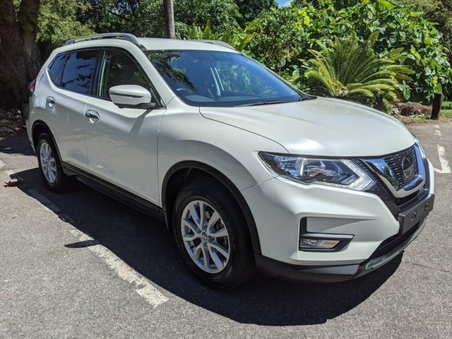 Used Nissan X-Trail T32 Series II ST-L X-tronic 2WD Stuart Park, 2018 Nissan X-Trail T32 Series II ST-L X-tronic 2WD White 7 Speed Constant Variable Wagon
