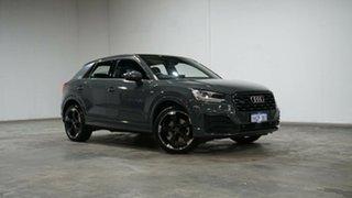 2018 Audi Q2 GA MY19 40 TFSI S Tronic Quattro Sport Grey 7 Speed Sports Automatic Dual Clutch Wagon.