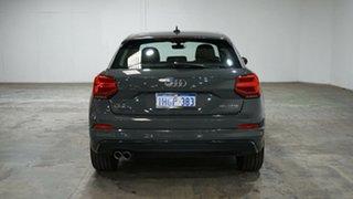 2018 Audi Q2 GA MY19 40 TFSI S Tronic Quattro Sport Grey 7 Speed Sports Automatic Dual Clutch Wagon