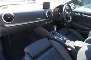 2017 Audi S3 8V MY17 Sportback S Tronic Quattro White 7 Speed Sports Automatic Dual Clutch Hatchback